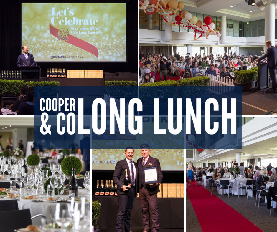 Harcourts Cooper & Co Long Lunch