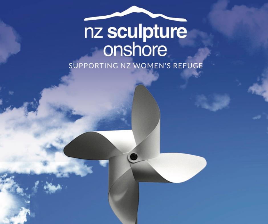 Sculpture on Shore Harcourts